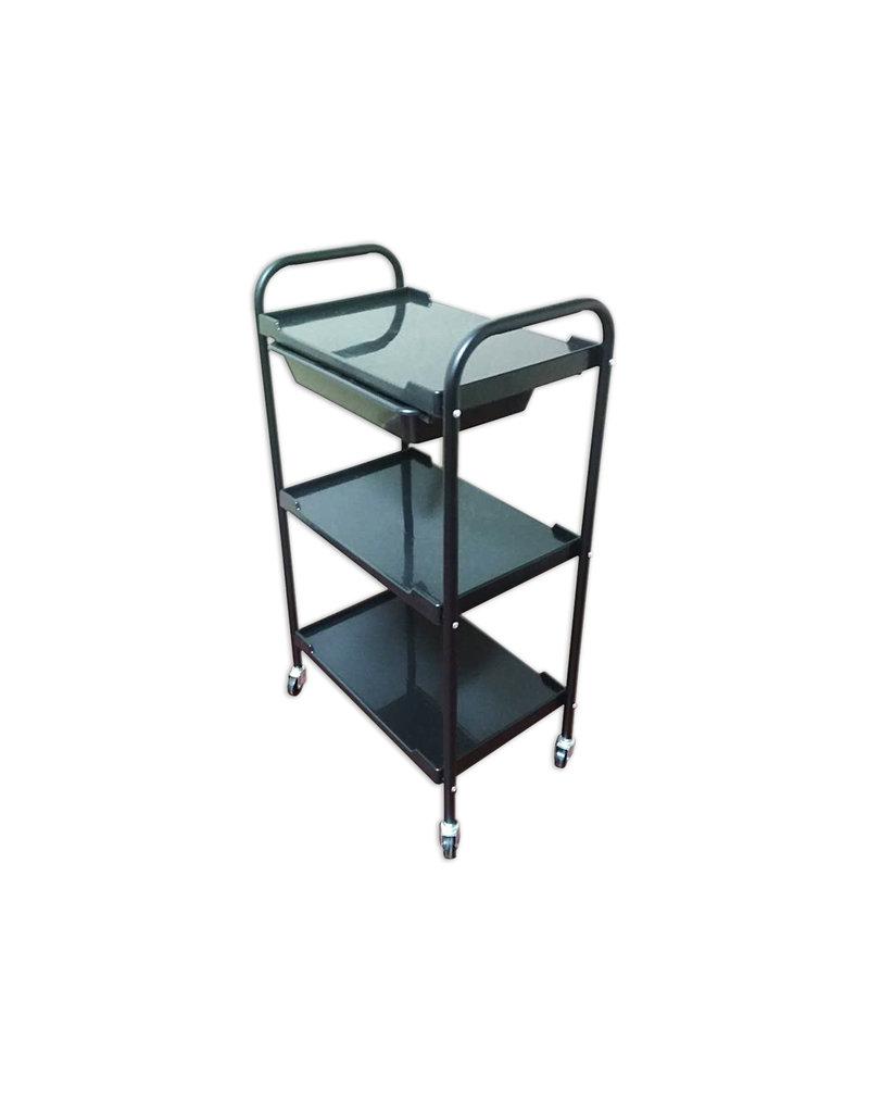 Mega Beauty Shop® Instrumententafel   Zwart
