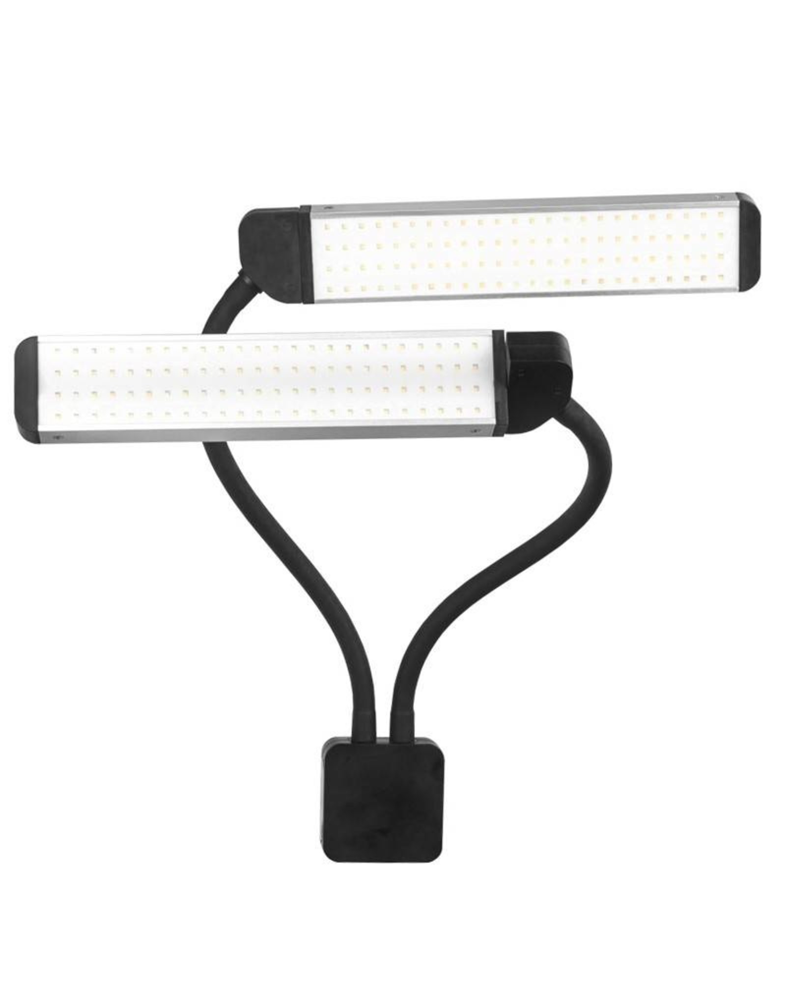 Merkloos LED Lamp voor wimpers en make up