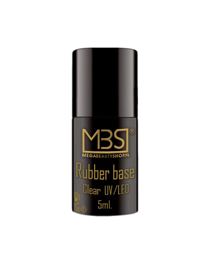 Mega Beauty Shop® Rubber gellak  Grenadine Syrup  (20)