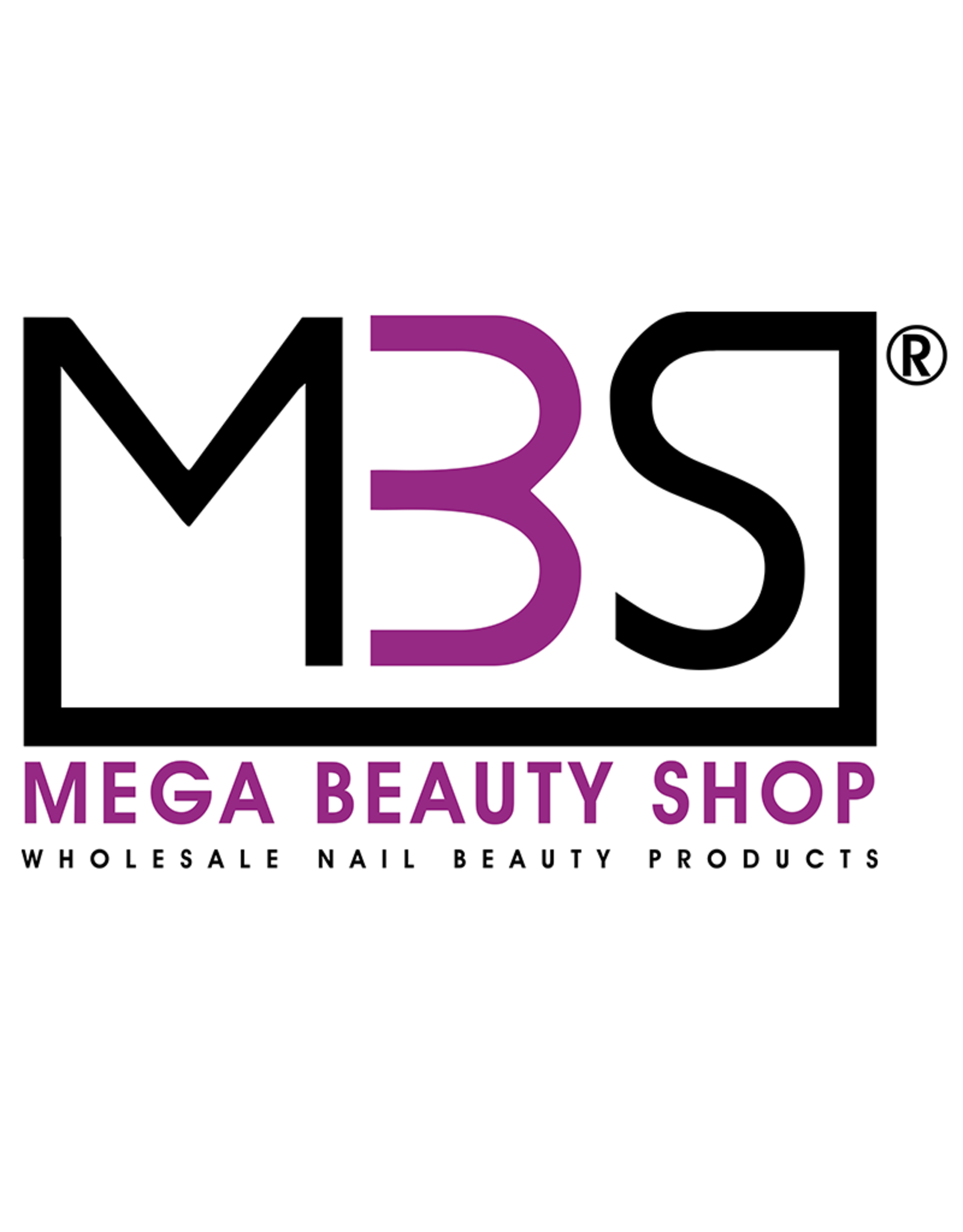 Mega Beauty Shop® Rubber gellak Exclusive Black  (09)