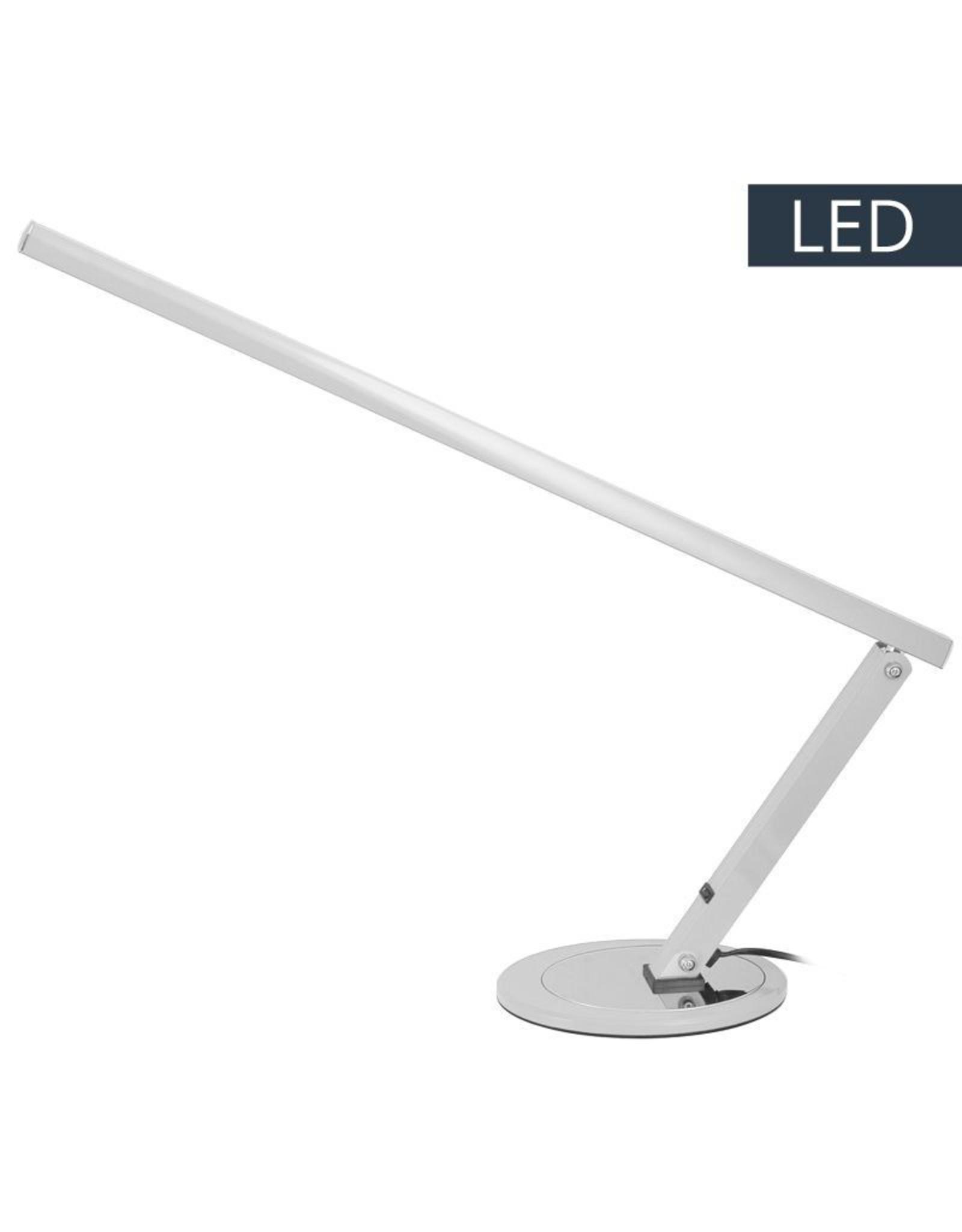 Mega Beauty Shop® LED Tafellamp Zilver
