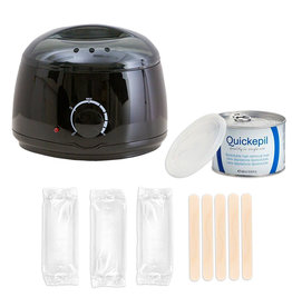 Mega Beauty Shop® Waxapparaat Pro Wax 100 starterset 7. Zwart