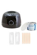 Mega Beauty Shop® Waxapparaat Pro Wax 100 starterset 6. Zwart
