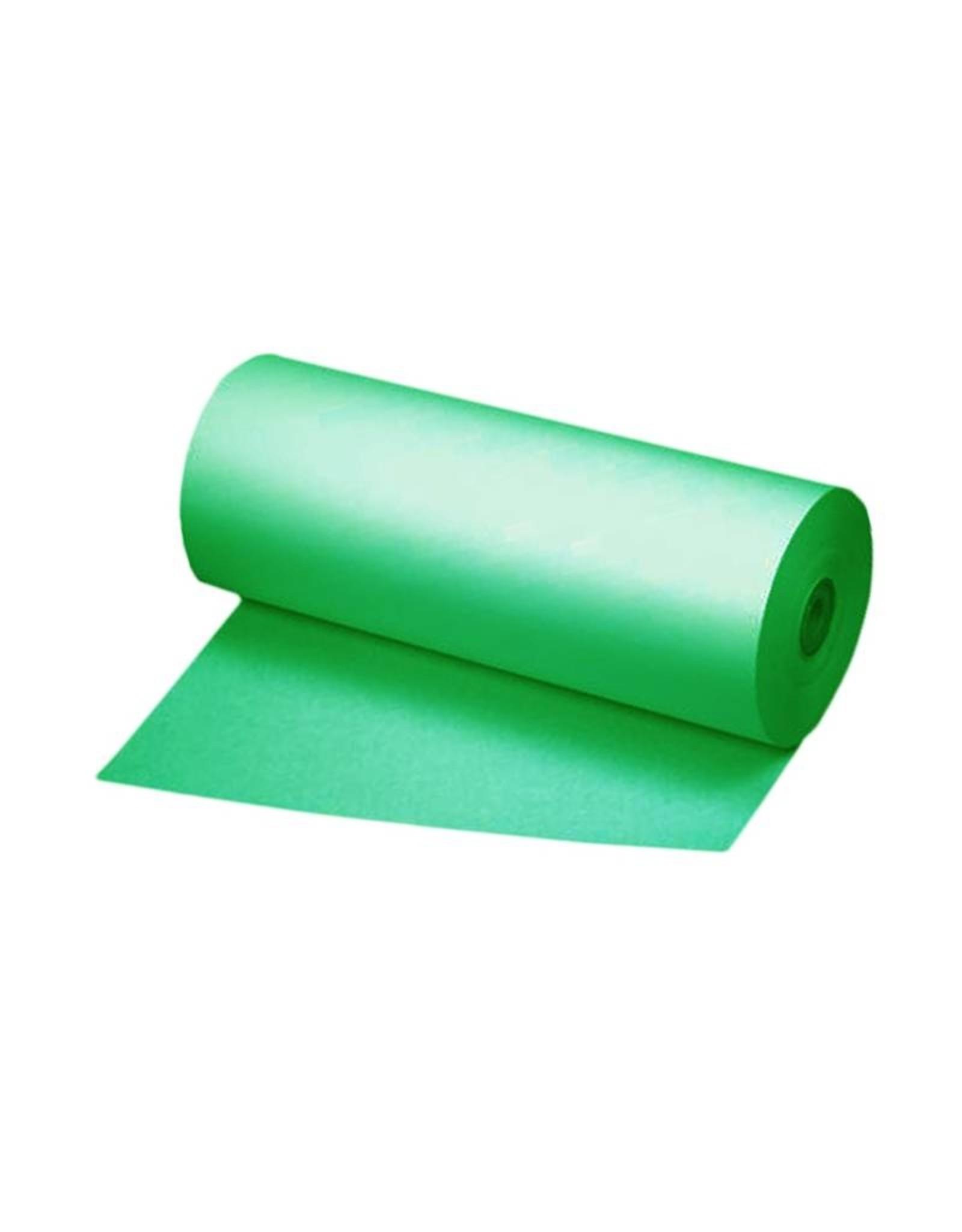 Merkloos Vliesrollen Groen 50 x 50 x 50