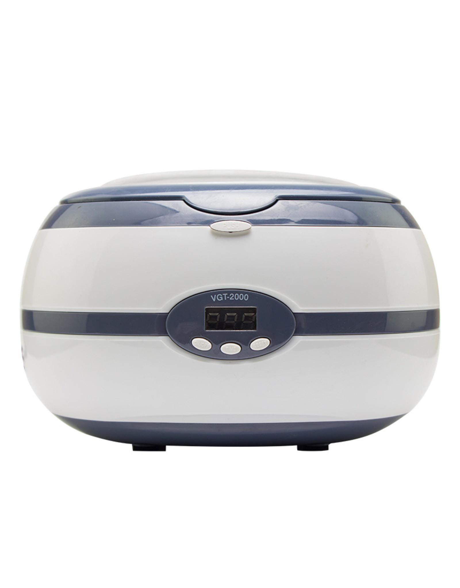Mega Beauty Shop® Ultrasoon-reiniger LCD VGT2000