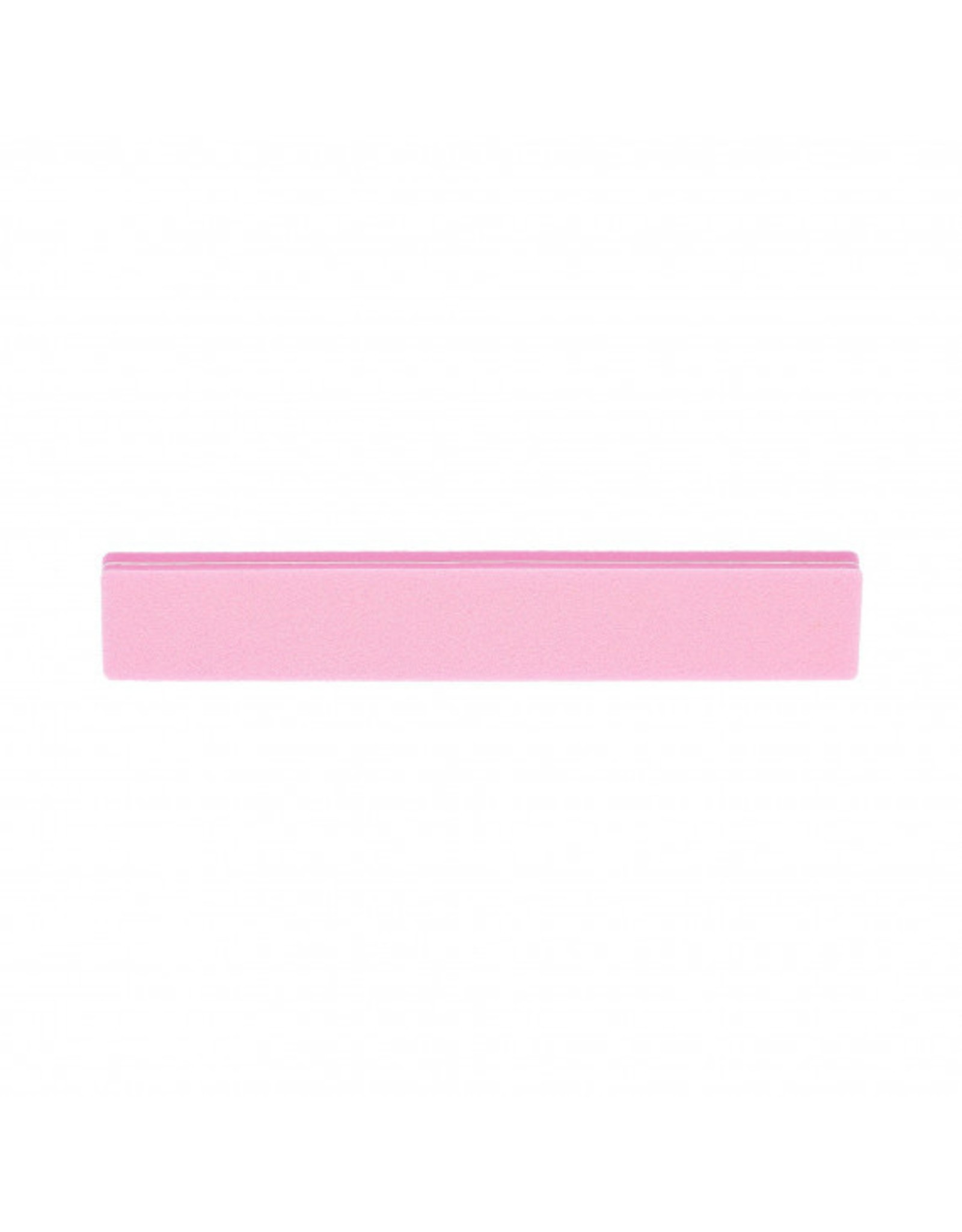 Mega Beauty Shop® Nail buffer (1 stuk) Roze