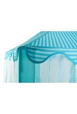 Merkloos Prinsessen Tent/ Prinsessentent/Tent - Kinder Tent /Blauw