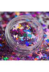 Mega Beauty Shop® Vlinders met een holografische shine (04)
