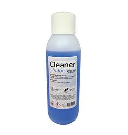 Coconails Cleaner 500 ml blauw