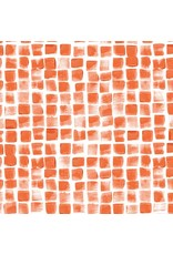 Contempo By Hand - Mosaic Mango