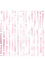Contempo By Hand - Stripe Fade Rose