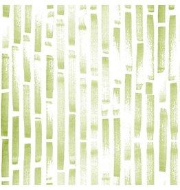 Contempo By Hand - Stripe Fade Leaf
