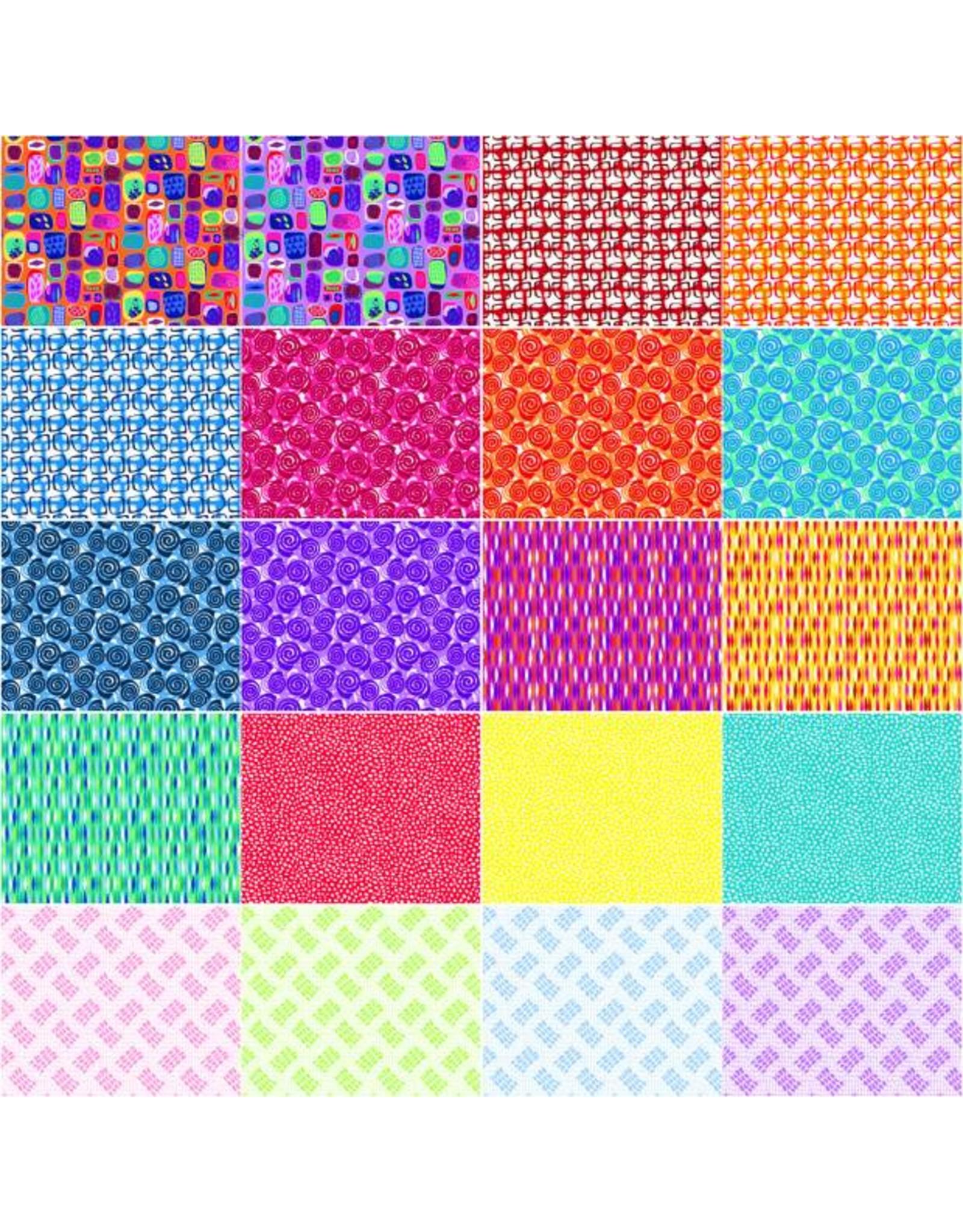Contempo Christa Watson - Abstract Garden - 5x5 Pack