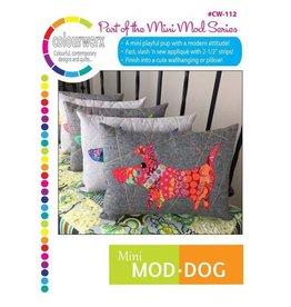 Colourwerx Mini MOD Dog