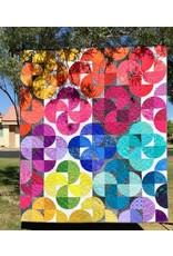 Colourwerx Disco - patroon voor een quilt