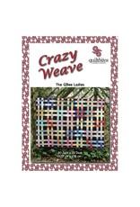 Quiltbites Crazy Weave - Bree - patroon voor een quilt