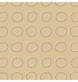 Contempo Zentastic - Rings Deep Parchment