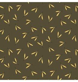 Contempo Zentastic - Petals Gray/Gold