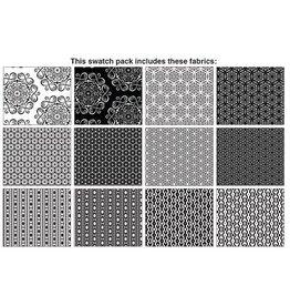 Contempo Transformation Black & White - 5x5 Pack