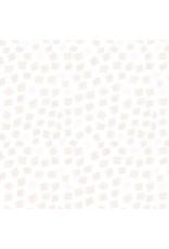 Contempo Improv - Patches White/Light Cinnamon