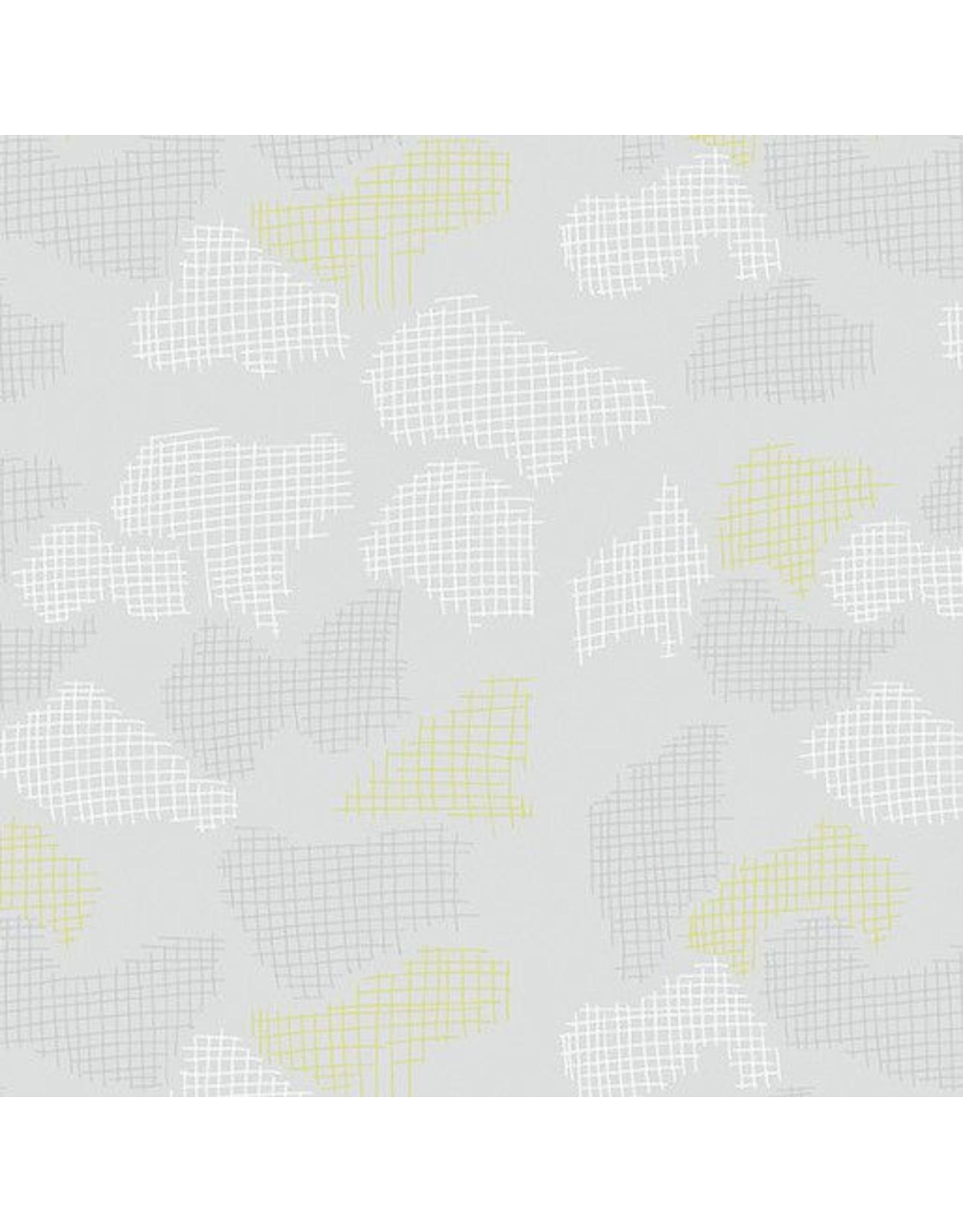Contempo Improv - Screen Light Grey
