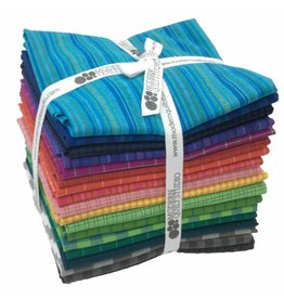 Contempo Warp & Weft Fat Quarter Bundle