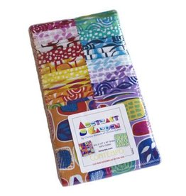 Contempo Christa Watson - Abstract Garden - Strip-pies