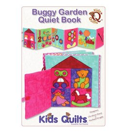 Kids Quilts Buggy Garden Quiet Book