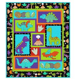 Kids Quilts Dino Daze
