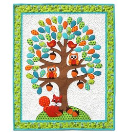 Kids Quilts Tree Time Pals