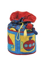Kids Quilts Land Ahoy - Pouch