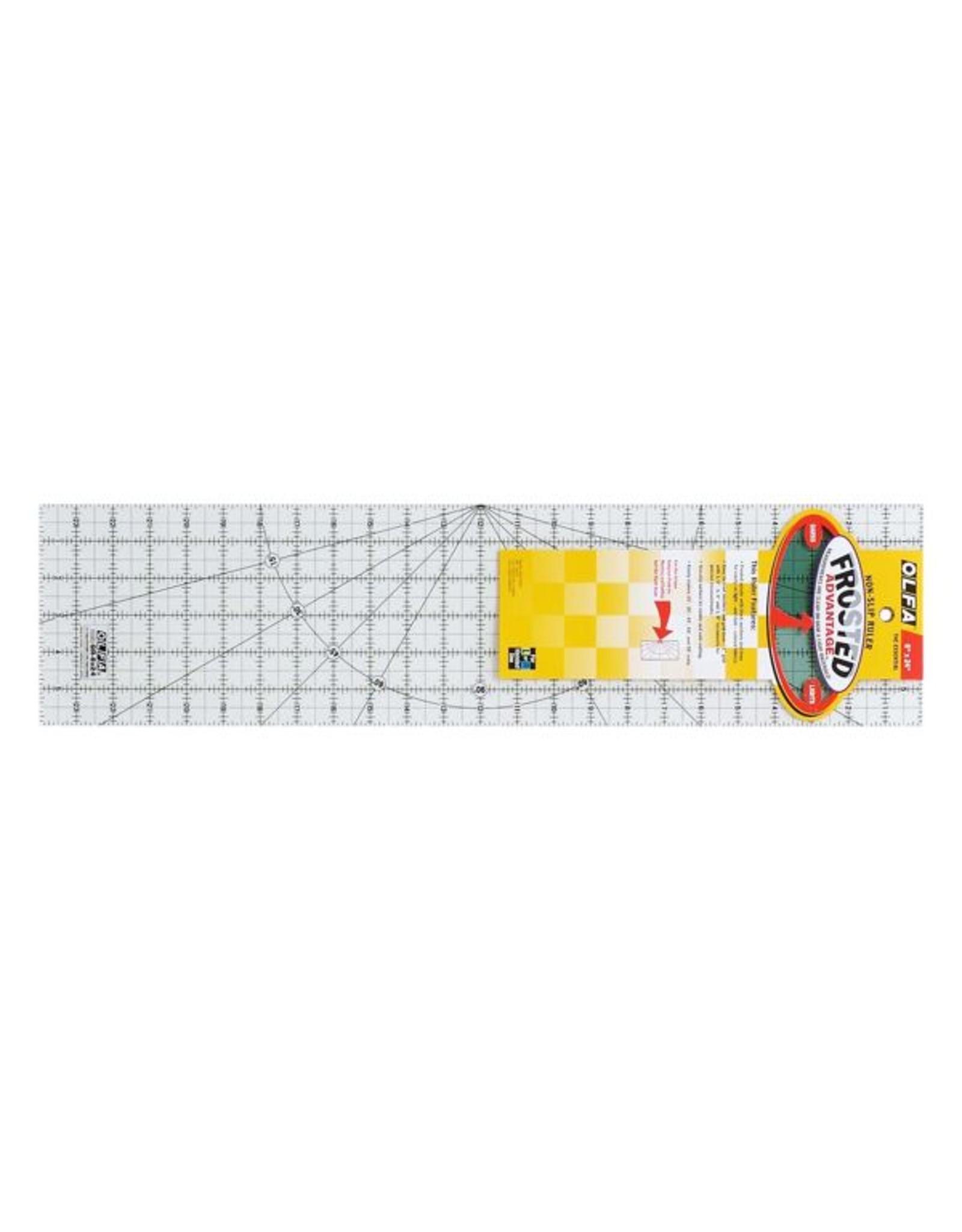 Olfa Quilt liniaal 6 x 24 inch