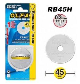 Olfa Olfa reservemes 45 mm Endurance - 1 stuk