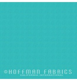 Me+You by Hoffman Fabrics Indah Solids - Atlantic