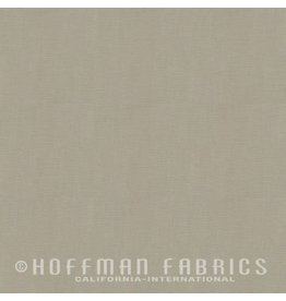 Me+You by Hoffman Fabrics Indah Solids - Sand Dollar