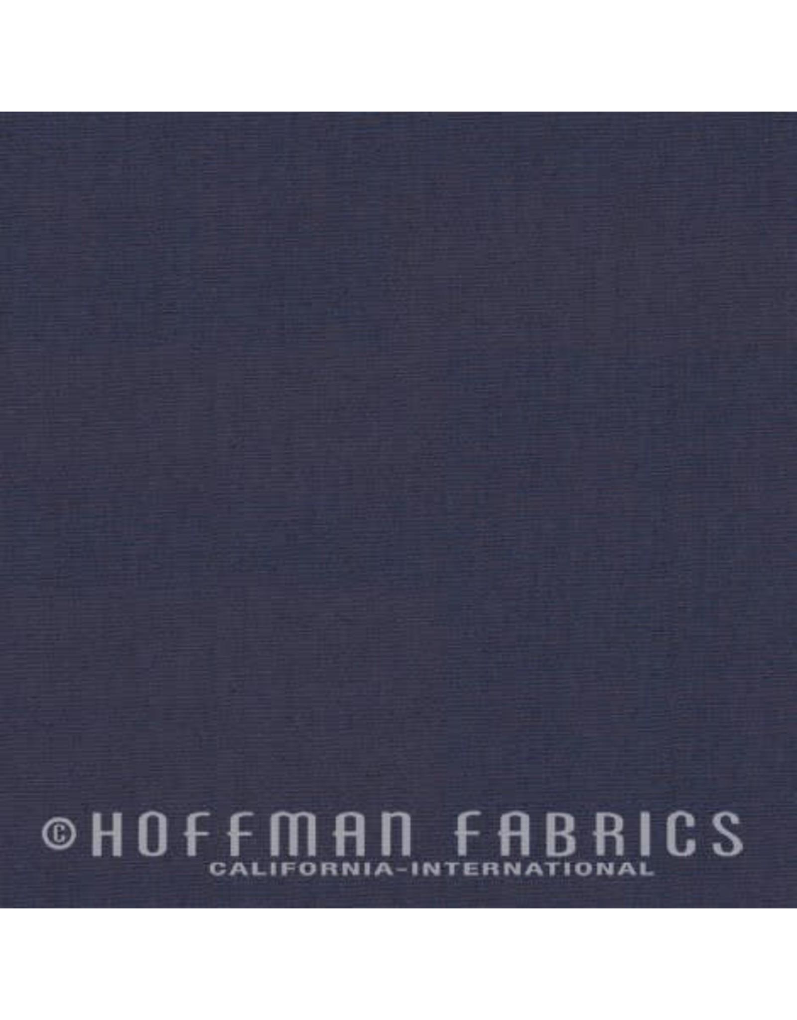 Me+You by Hoffman Fabrics Indah Solids - Indigo