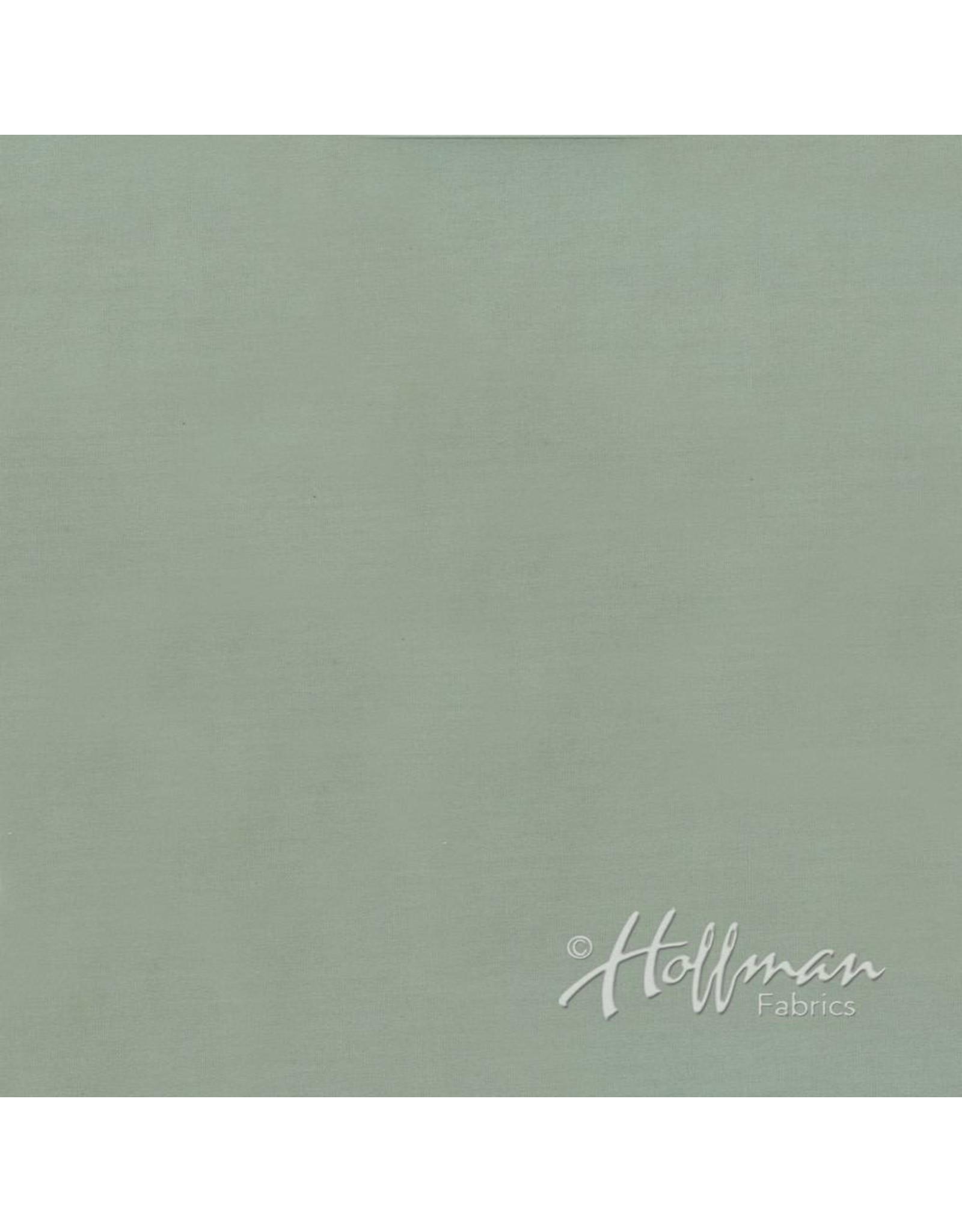 Me+You by Hoffman Fabrics Indah Solids - Sea Urchin