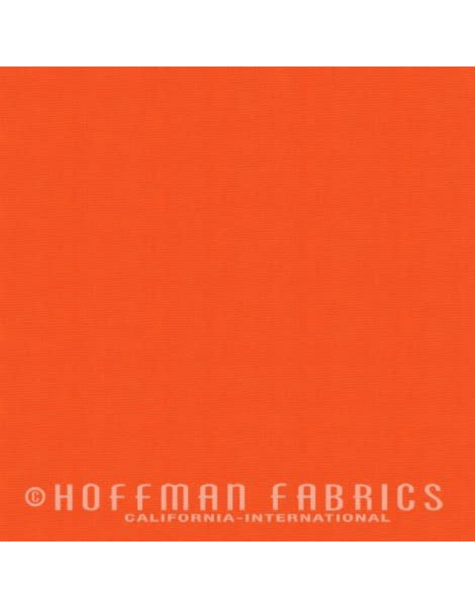 Me+You by Hoffman Fabrics Indah Solids - Tiger