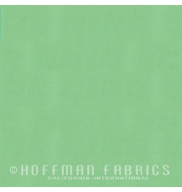 Me+You by Hoffman Fabrics Indah Solids - Sea Breeze