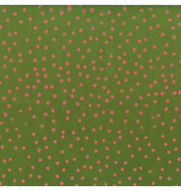 Me+You by Hoffman Fabrics Indah Batiks - 182-Watermelon