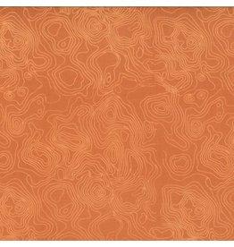 Me+You by Hoffman Fabrics Indah Batiks - 178-Apricot