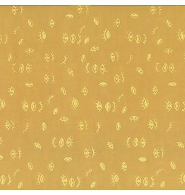Me+You by Hoffman Fabrics Indah Batiks - 177-Honey