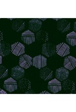 Me+You by Hoffman Fabrics Indah Batiks - 180-Black Grape