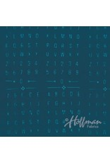 Me+You by Hoffman Fabrics Indah Batiks - 145-Organic
