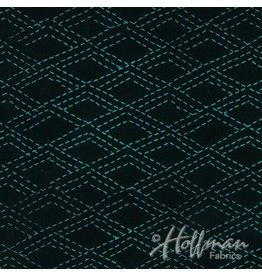 Me+You by Hoffman Fabrics Indah Batiks - 166-Nirvana