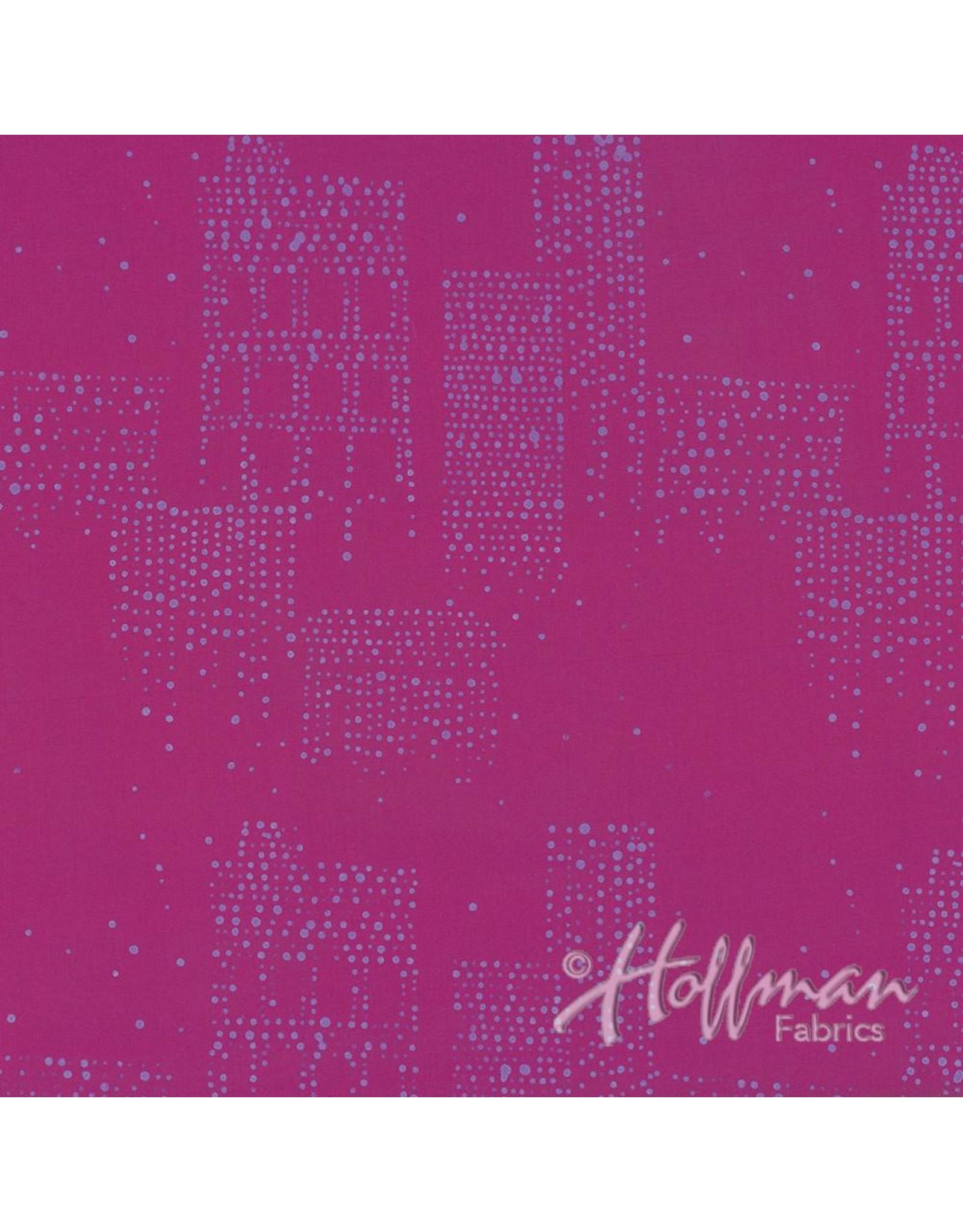 Me+You by Hoffman Fabrics Indah Batiks - 165-Gemstone