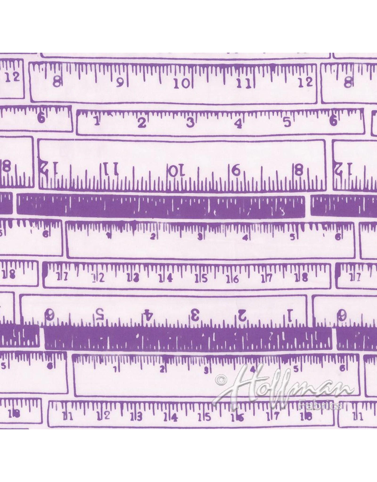 Me+You by Hoffman Fabrics Indah Batiks - 169-Huckleberry
