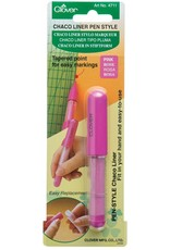 Clover Chaco Liner Pen Style - Roze