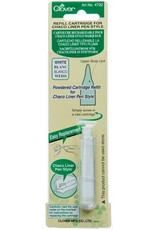 Clover Chaco Liner - Navulling Wit