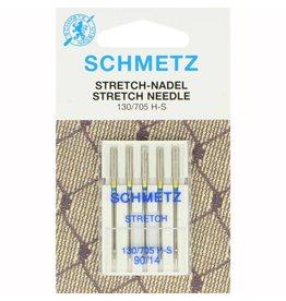 Schmetz Stretchnaald - 130/705 H-S - 90
